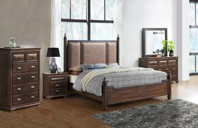 Global Furniture USA CASSANDRAQBSET