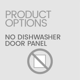 No Door Panel (Customer Provides Handle)
