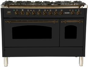 Hallman HDFR48BZGBLP