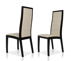 VIG Furniture VGGU9007CHBLKOAK