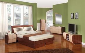 VIG Furniture VGDAFLIZAF6PCSET