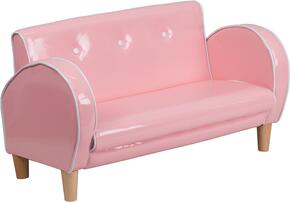 Flash Furniture HR13PINKGG