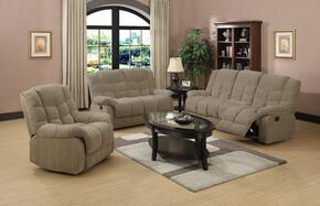 Heaven on Earth Collection SU-HE330-305-3PCSET 3 Piece Reclining Living Room Set with Sofa + Loveseat + Recliner