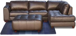 Diamond Sofa ZENRF2PCSECTOTTOM