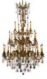 Elegant Lighting 9225G38FGRC