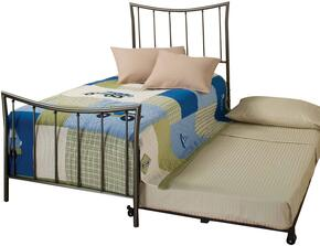 Hillsdale Furniture 1333BTWHTR