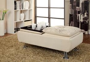Furniture of America CM2677WTOT