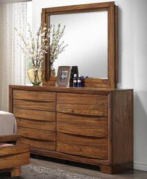 Sonoma Storage Collection SS-BJ600-DR_MR 2 PC Set with Dresser and Mirror
