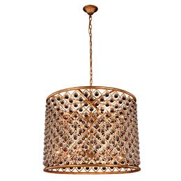 Elegant Lighting 1204D35GIRC