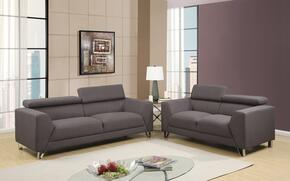 Global Furniture U8210DEPALMABELUGASOFAL