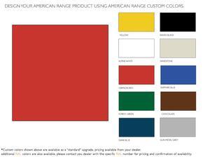 American Range ARR60CKCR