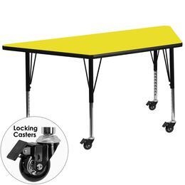 Flash Furniture XUA3060TRAPYELHPCASGG