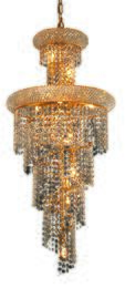 Elegant Lighting 1800SR16GSS