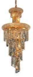 Elegant Lighting 1800SR16GSS