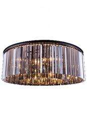 Elegant Lighting 1208F43MBSSRC