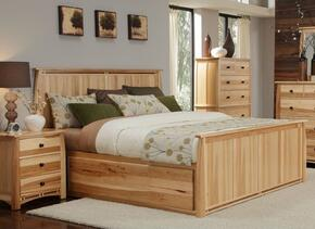 ADANT5071KIT Adamstown 4 Piece Bedroom Set with Queen Sized Storage Bed, Dresser, Mirrror, and Nightstand