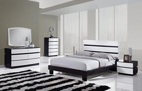 CATALINA-KB-5GRP Catalina Bed Group, 5 Piece Set, King Bed + Dresser + Mirror + 2 Night Stands