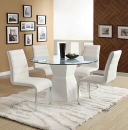 Furniture of America CM8371WHTDT4SC