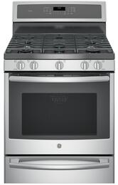 GE Profile P2B940SEJSS Profile Series Dual Fuel Freestanding Range - Buy it while supplies last