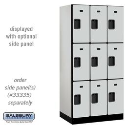 Salsbury Industries 33361GRY