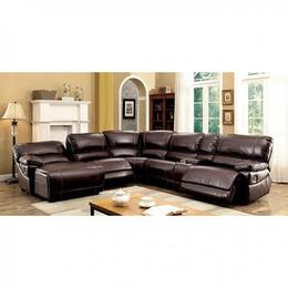 Furniture of America CM6131BRSECTIONAL