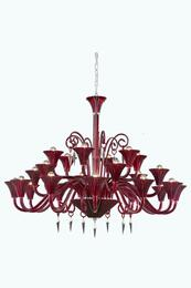 Elegant Lighting 8824G49RDSS