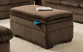 Simmons Upholstery 3684095PLATOCHOCOLATE
