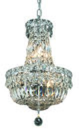 Elegant Lighting 2528D12CRC