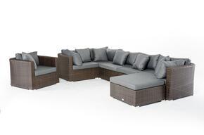 VIG Furniture VGUBMARTINIQUE