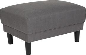 Flash Furniture SLSF915ODGYFGG