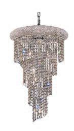 Elegant Lighting 1801SR16CRC