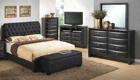 Glory Furniture G1500CKBUPCHDMTVB