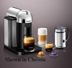 Nespresso AGCA1USWHNE