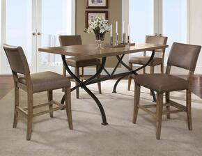 Hillsdale Furniture 4670CTBRS4
