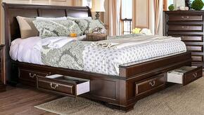 Furniture of America CM7302CHCKBED