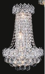 J & P Crystal Lighting SP99005WC