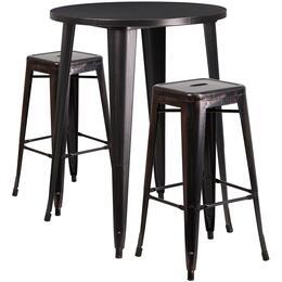 Flash Furniture CH51090BH230SQSTBQGG