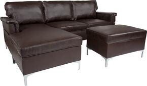 Flash Furniture BTS8375SFCHSEOTBRNGG