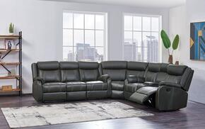 Global Furniture USA U7303CSECTIONAL(SP)