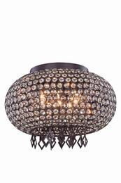Elegant Lighting 2106DF18MDBRC