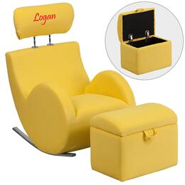 Flash Furniture LD2025YLEMBGG