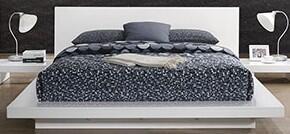 Furniture of America CM7540WHEKBED
