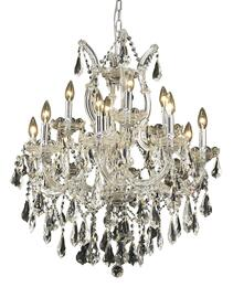 Elegant Lighting 2801D27CRC