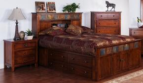 Sunny Designs 2334DCSKBBEDROOMSET