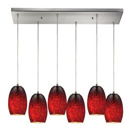 ELK Lighting 102206RCFBR