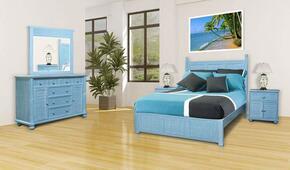 Cottage Creek Furniture 1701BQBDM2N