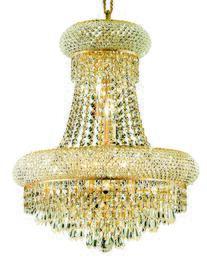 Elegant Lighting 1802D16GRC