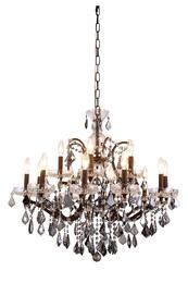 Elegant Lighting 1138D30RISSRC
