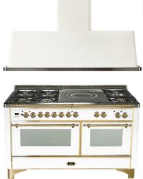 2-Piece True White Kitchen Package with UM150SDMPB 60