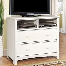 Furniture of America CM7905WHTV